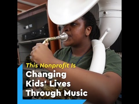 This Nonprofit Is Changing Kids' Lives Through Music