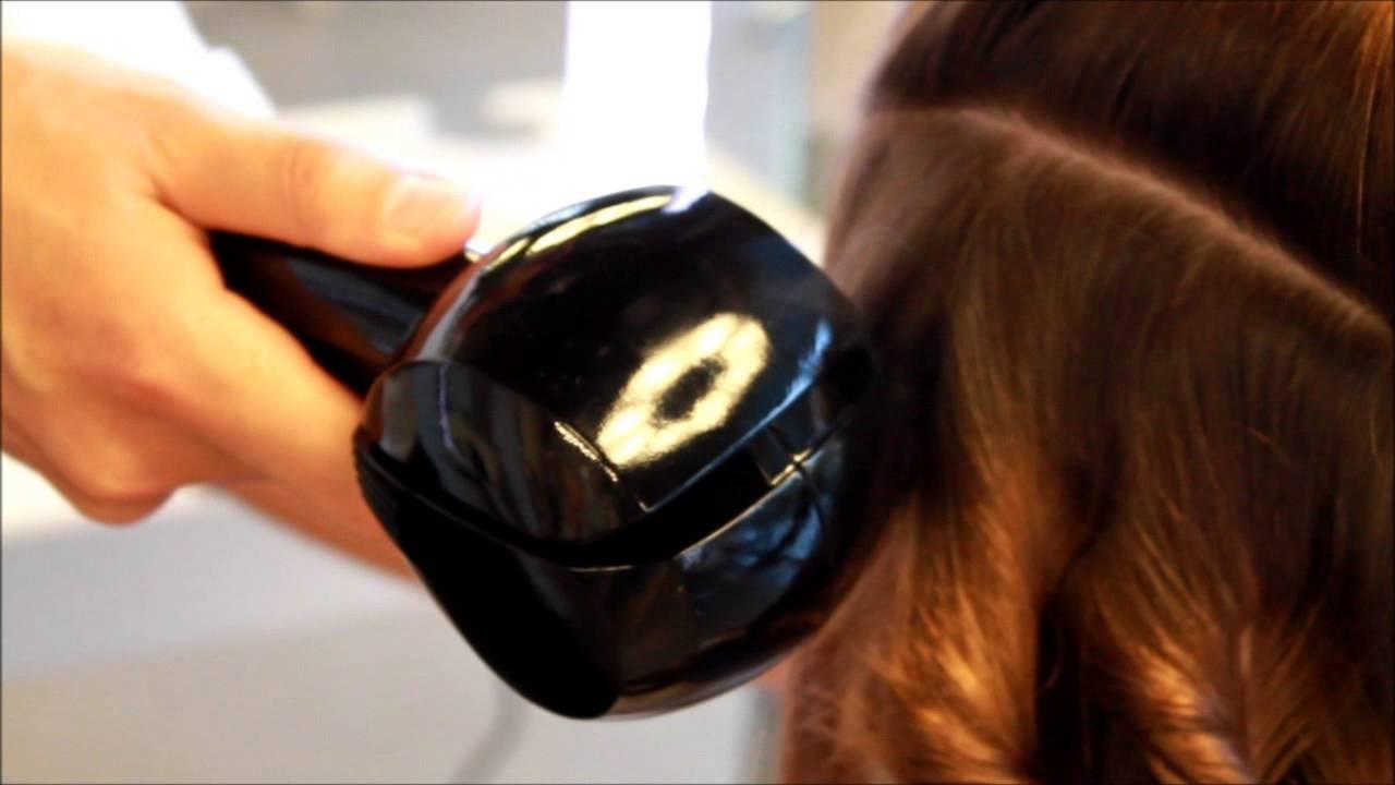 Как называется штука которая крутит волосы