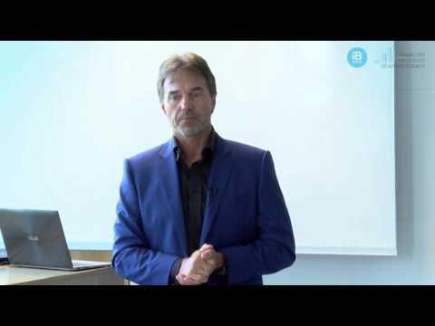 """Michael Proffe auf den """"IB-Days"""" in Frankfurt"""
