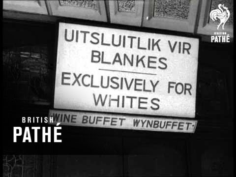 South Africa: What Now? (1960)