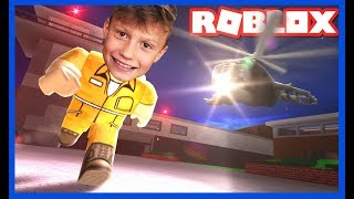 ROBLOX JAILBREAK KIDS GAMEPLAY by Brothers R Us!!