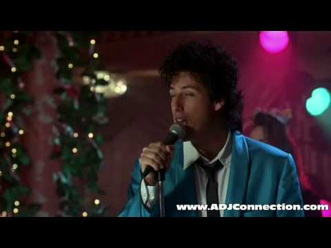 You spin me round HD - Adam Sandler (Wedding Singer)
