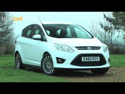 Ford C-Max : Car Review