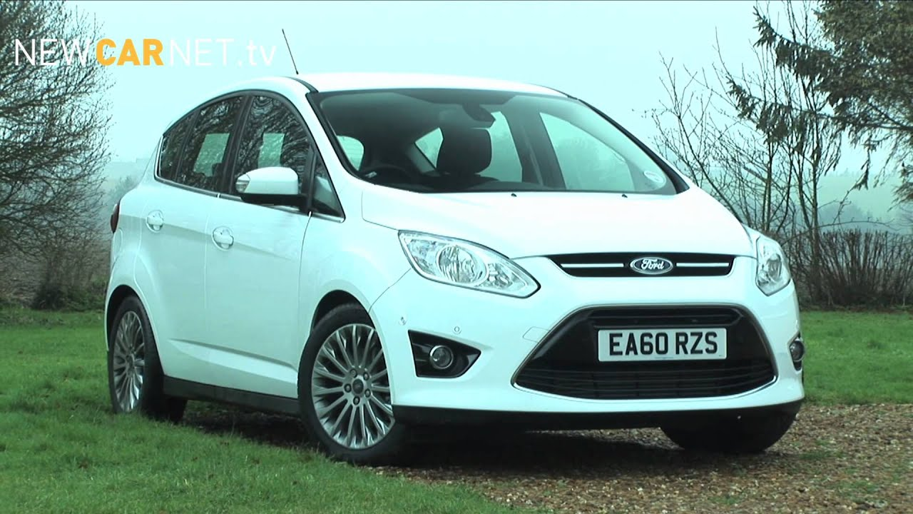 Ford C-Max : Car Review - YouTube