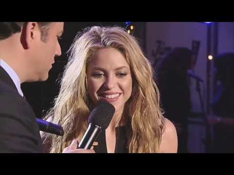 Shakira - Did It Again (Live)