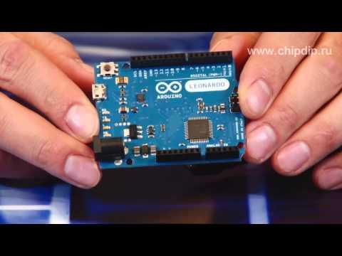 Arduino Leonardo, Программируемый контроллер ...