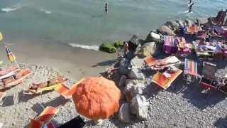 Sanremo in spiaggia