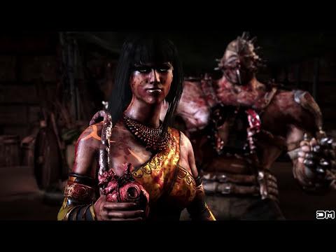 Mortal Kombat X All Fatalities & X-Rays on Ferra/Torr 60FPS 1080p