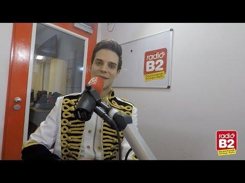 Der Potsdamer Weihnachts-Circus stellt sich vor bei radio B2