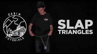clyw cabin tutorial slap triangles