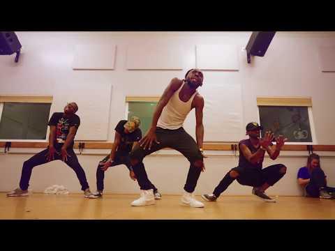 "Skepta ft. WizKid - ""Energy"" (Stay Far Away) - Dancehall Choreography by Blacka Di Danca"