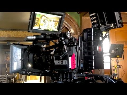 """Laura Beth Love shoots """"Alpha House"""" Comedy Feature"""