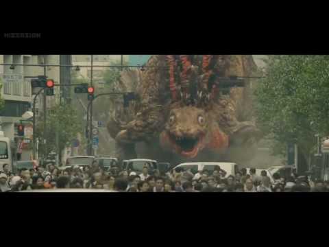 Shin Godzilla Music Video (Feel Invincible by Skillet)