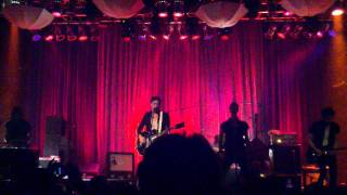 Goodbye Horses: Airborne Toxic Event Cover at HOB CLV