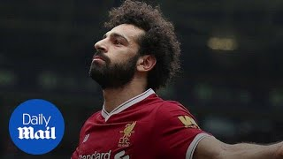 Take a look at Liverpool forward Mo Salah's career in numbers - Daily Mail