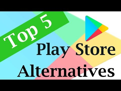Top 5 Google Play Store Alteratives - Best Android App