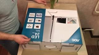 Дешевый УЛЬТРАТОНКИЙ и БЕЗРАМОЧНЫЙ монитор на IPS матрице! Распаковка и осмотр AOC Style I2481FXH