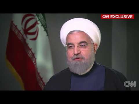 Rouhani: U.S. exiting Iran nuclear deal will carry a 'high cost'