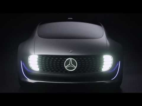 Mercedes-Benz F 015 Luxury in Motion - Interaction 2 | AutoMotoTV