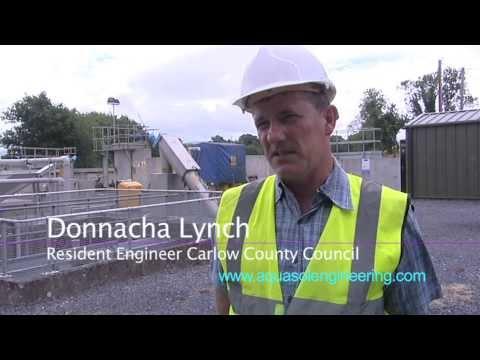 Aqua-sol Water filter at Carlow County Council