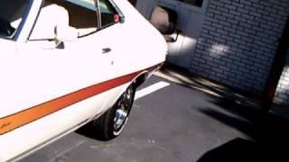 1972 Ford Torino Ranchero 500 & Torino GT Sport