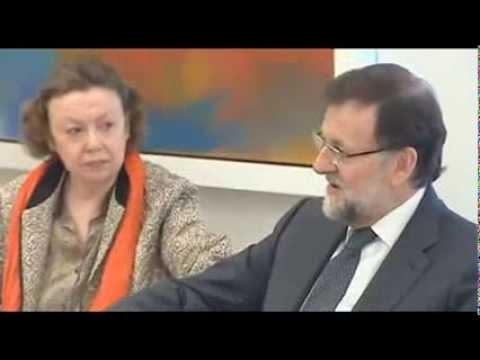 Rajoy recibe a Lavrov en Moncloa con la crisis en Crimea sobre la mesa
