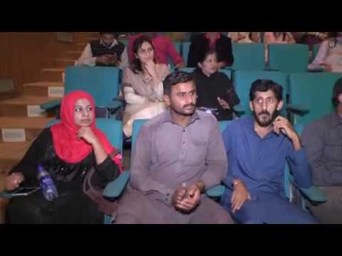 Music Night in Multan Arts Council 2017 Part 01