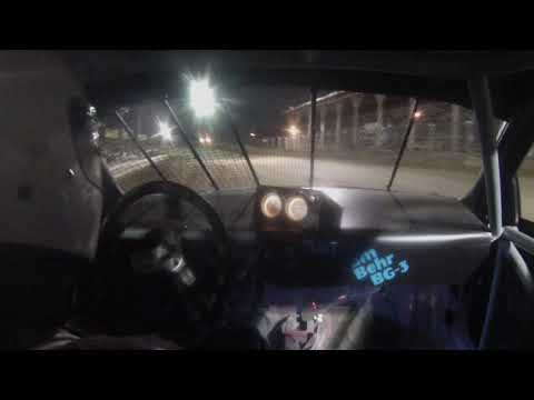 Belle Clair Speedway Pro 4 Feature 412 Driver Cam