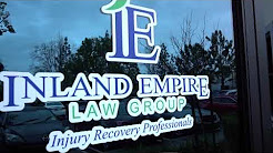 Personal Injury Victim Recalls Experience with Inland Empire Law Group.