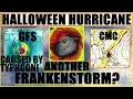 Halloween HURRICANE FRANKENSTORM 2 Caused By Japan MJO TYPHOON LAN mp3