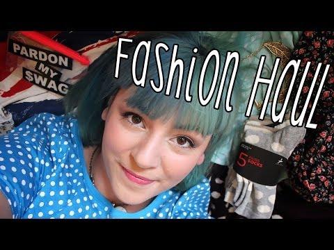 Plussize FASHION HAUL - Primark, Forever21, H&M