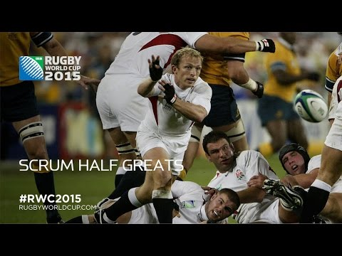 Great Scrum Halfs: A World Cup Winner's Guide