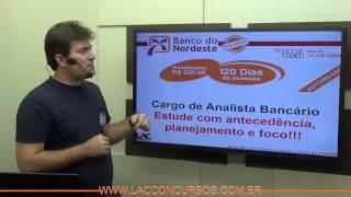 Banco do Nordeste 2014 - BNB - Analista Bancário - Curso pré-Edital