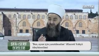 Cübbeli Ahmet Hoca Efendi ile Şifa-i Şerif Dersleri 13. Bölüm 05 Şubat 2016