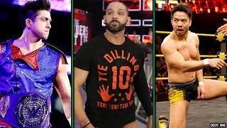 NoDQ Video #1124: WWE releases several talents, The Revival's renewed push, more thumbnail