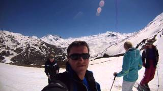 Skiing Holiday - French Alps