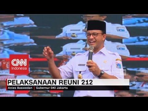 Anies: DP Nol Rupiah Dianggap tidak Mungkin, Hari ini Terlaksana | Reuni 212