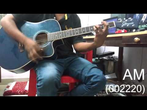 Guitar Chords Tutorial Darshan Raval Mera...