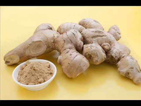 Medicinal ginger health benefits