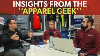 CAS Podcast Episode 83 | Insights From The Apparel Geek - Monty Mims from Sanmar