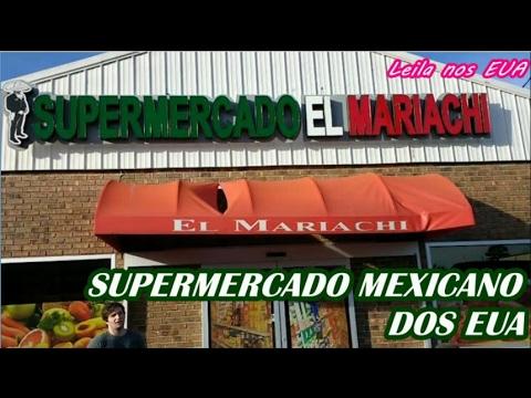 SUPERMERCADO MEXICANO dos ESTADOS UNIDOS !