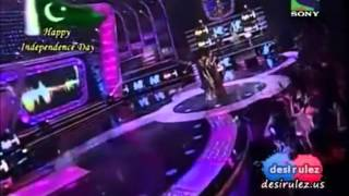 Usha Uthup with Indian Idol (Telugu song)