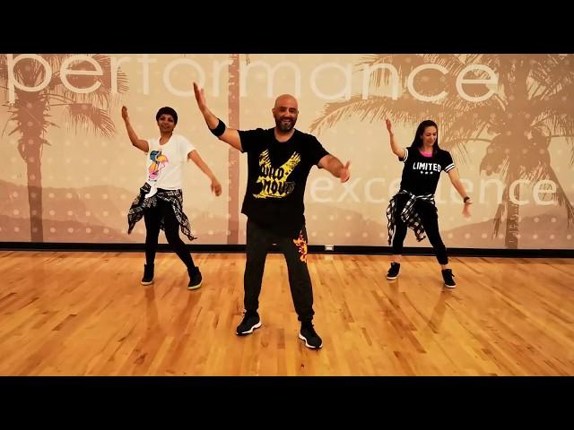 La Demanda (Bachata) - Romeo Santos & Raulin Rodriguez - Zumba Fitness