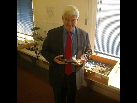 Newt Tours the Natural History Museum of Los Angeles County with Google Glass