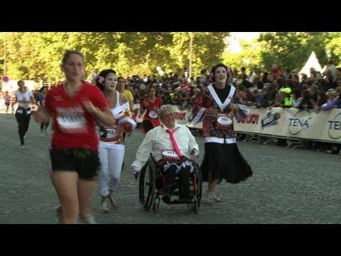 17ème édition de La Parisienne, course à pied 100% féminine