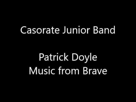 Patrick Doyle Music From Brave Casorate Junior Band Youtube