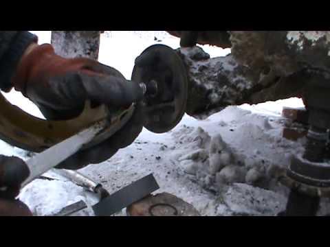 Шевроле ланос замена прокладки гбц своими руками