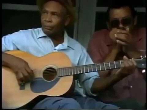 Jack Owens & Blind Bud Spires - Can't See Blues. 1978