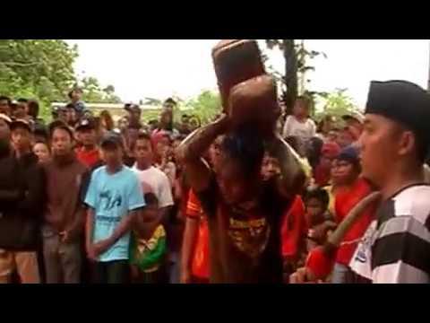 Singo Saputro Sejati (S3) Extreme art from Indonesia live @Selilir-Sukun, Malang 01/01/2018
