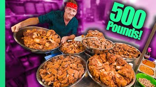 500 Pounds SOLD in 2 Hours!! Why Folks are Dying for this STREET FOOD!!!
